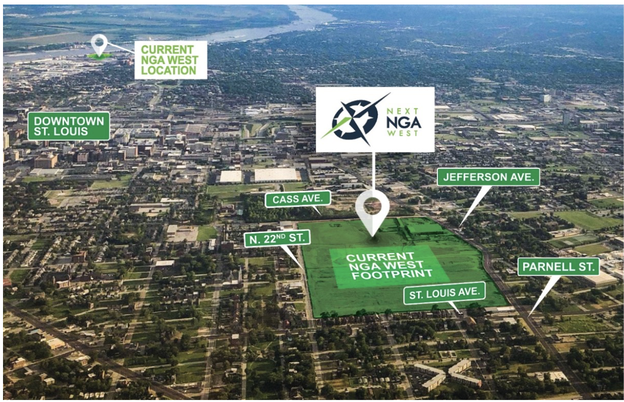 At NGA groundbreaking, officials dig into potential for industry, North City SmartEquity
